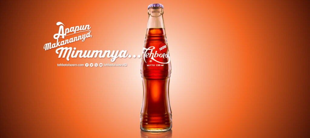 Contoh Content Marketing Outstanding - Teh Botol